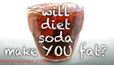 Will Diet Soda Make You Gain Weight?